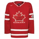 Team Canada Jesey - Red