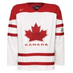 Team Canada Jersey - White