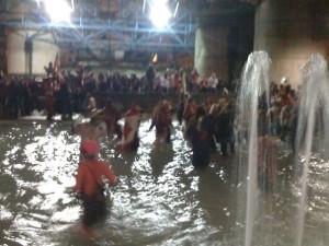 Fountain Dancing